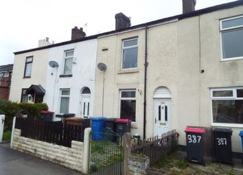 Thumbnail 2 bed terraced house for sale in Chorley Road, Swinton, Manchester, Greater Manchester