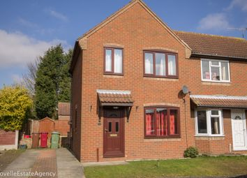 Thumbnail 2 bed semi-detached house to rent in Belwood Drive, Belton, Doncaster