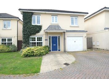 Thumbnail 4 bed detached house to rent in Hythe Road, Marchwood