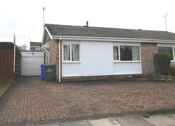 Thumbnail 2 bed bungalow for sale in Cateran Way, Collingwood Grange, Cramlington