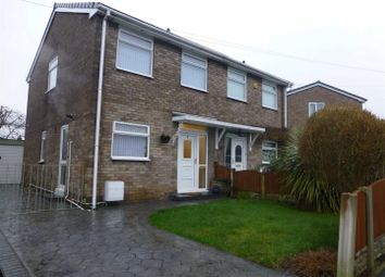 Thumbnail 3 bed semi-detached house to rent in Fammau View Drive, Penyffordd, Chester