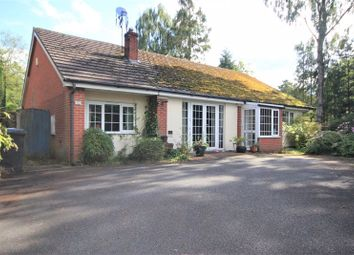 Twemlows Avenue, Higher Heath, Whitchurch SY13. 5 bed detached bungalow for sale