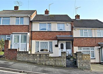 Thumbnail 3 bed terraced house for sale in Fairview Road, Kingswood, Bristol