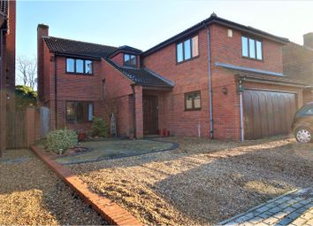 Thumbnail 6 bedroom detached house for sale in Burewelle, Two Mile Ash