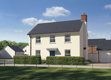 Thumbnail 4 bed detached house for sale in Blenheim Terrace, Bovey Tracey, Newton Abbot