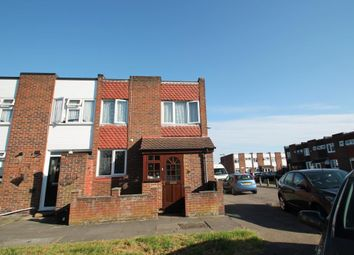 Thumbnail 2 bed end terrace house for sale in Woodman Path, Ilford