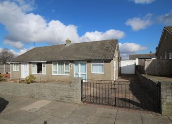 Thumbnail 2 bed bungalow to rent in Holmrook Road, Carlisle