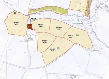 Thumbnail Land for sale in 36 Acres Of Land Adjoining, Dyffryn Farm, Cwmfelin Mynach, Whitland
