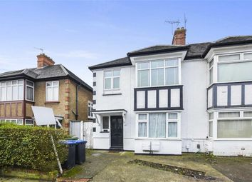 Thumbnail 2 bed flat for sale in Hanover Road, Brondesbury Park