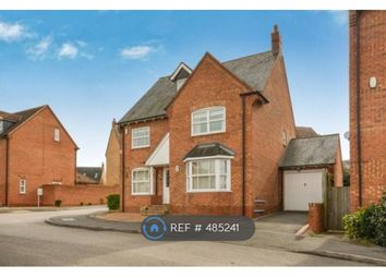 Thumbnail 4 bed detached house to rent in Bridgemere Close, Westcroft, Milton Keynes