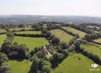 Thumbnail 2 bed farm for sale in Llangeitho, Tregaron, Ceredigion
