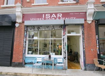 Retail premises to let in Leyden Street, London E1