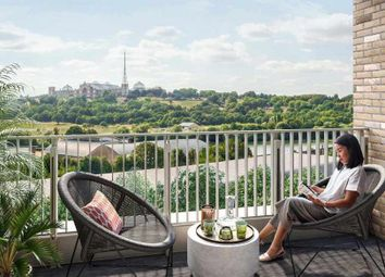 Thumbnail 1 bed flat for sale in Hornsey Park Road, London