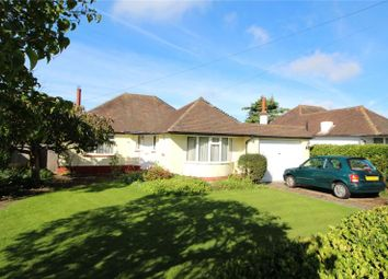 Thumbnail 3 bed detached bungalow for sale in Cissbury Gardens, Findon Valley, Worthing