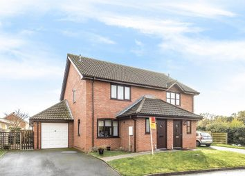 Thumbnail 3 bed semi-detached house for sale in Peterchurch, Herefordshire