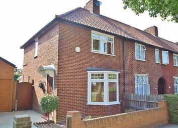 Thumbnail 2 bed end terrace house to rent in St Helier Avenue, Morden