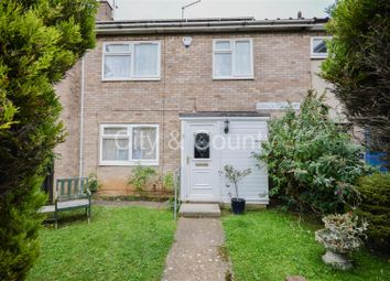 Thumbnail 3 bed terraced house for sale in Lowick Gardens, Westwood, Peterborough