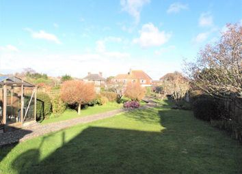 Thumbnail 2 bedroom detached bungalow for sale in Meadows Road, Eastbourne