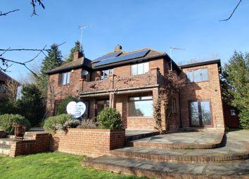 Thumbnail 5 bedroom detached house to rent in Hillside Road, Aldershot