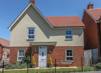 Strapp Road, Picket Piece, Andover SP11. 4 bed detached house for sale