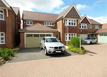 Thumbnail 4 bed detached house for sale in Ferriby Road, Cawston, Warwickshire