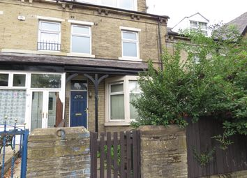 Thumbnail 6 bed terraced house for sale in Queens Road, Bradford