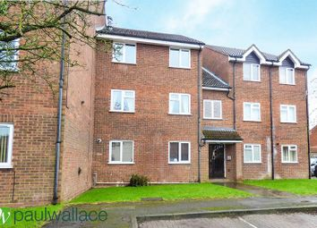Thumbnail 1 bed flat to rent in Cranleigh Close, Cheshunt, Waltham Cross
