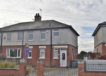 Thumbnail 2 bed semi-detached house for sale in Rossall Crescent, Leigh, Lancashire