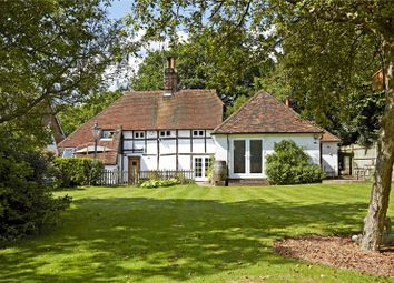 Thumbnail 4 bed detached house for sale in Church Lane, Henfield, West Sussex