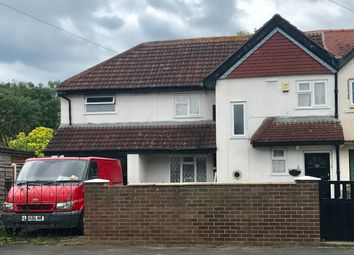Thumbnail 4 bed semi-detached house for sale in Baskerville Road, Kidderminster