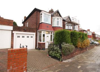 Thumbnail 3 bed semi-detached house for sale in Kenton Lane, Kenton, Newcastle Upon Tyne