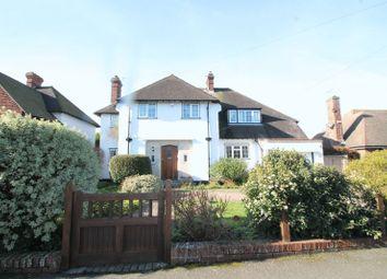 Thumbnail 4 bedroom detached house for sale in Bodenham Road, Folkestone