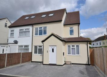 Thumbnail 3 bed maisonette for sale in Upper Farm Road, West Molesey