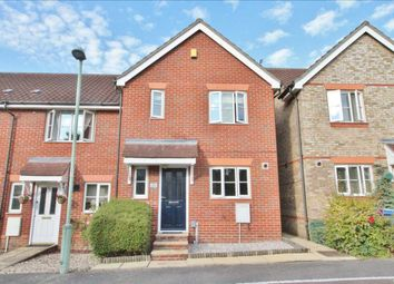 Thumbnail 3 bed end terrace house for sale in Burnet Close, Pinewood, Ipswich