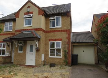 Thumbnail 3 bed property to rent in Muncaster Gardens, Wootton, Northampton