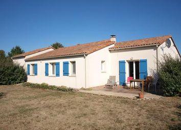 Thumbnail 3 bed property for sale in Limalonges, Deux-Sèvres, France