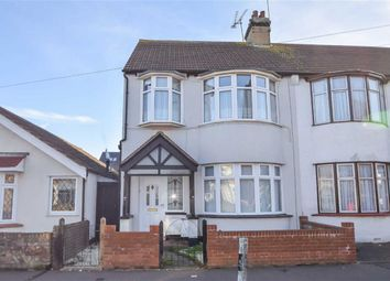Thumbnail 1 bed flat for sale in Marguerite Drive, Leigh On Sea, Essex