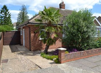 Thumbnail 2 bed semi-detached bungalow for sale in Spinney Hill Crescent, Parklands, Northampton