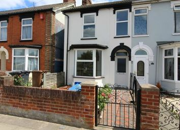 Thumbnail 3 bedroom end terrace house for sale in Derby Road, Ipswich