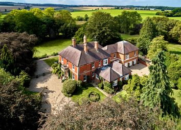 Thumbnail 6 bedroom detached house for sale in Itchel Lane, Crondall, Farnham, Surrey