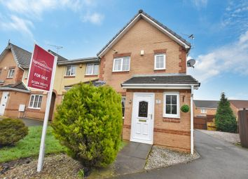 Thumbnail 3 bed end terrace house for sale in Loweswater Road, Farnworth, Bolton