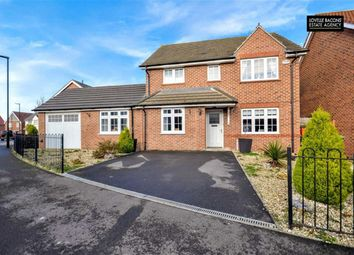 Thumbnail 4 bed property for sale in Rinovia Drive, Scartho Top, Grimsby