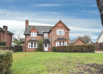 Thumbnail 5 bed detached house for sale in Church Lane, Utterby, Louth