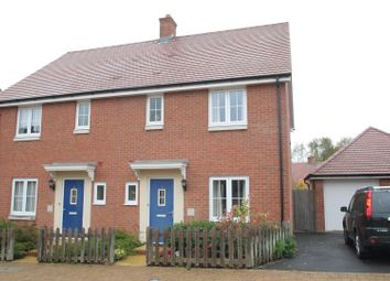 Thumbnail 3 bed semi-detached house for sale in Barrow Close, Salisbury