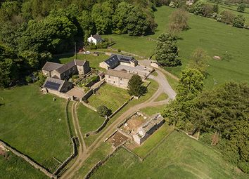 Thumbnail 3 bed farmhouse for sale in Parson Byers Farm, Stanhope, County Durham
