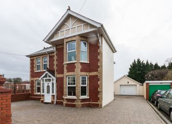 Thumbnail 3 bed detached house for sale in Woodland Road, Croesyceiliog, Cwmbran