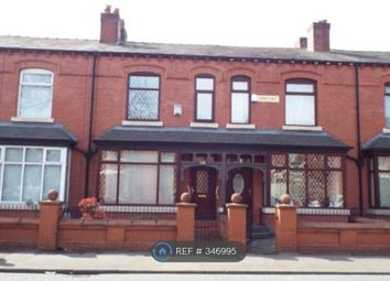 Thumbnail 3 bed terraced house to rent in Droylsden Road, Manchester