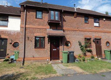 Thumbnail 2 bed terraced house to rent in Barton Drive, Hamble, Southampton