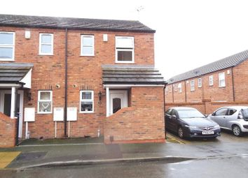 Thumbnail 2 bed end terrace house for sale in Fairfax Street, Lincoln
