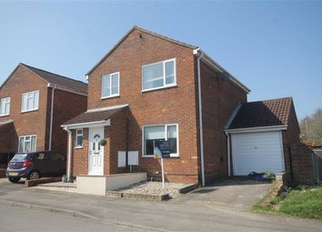 Thumbnail 3 bed detached house for sale in Silchester Way, Westlea, Swindon